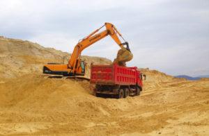 Сертификат соответствия на строительный песок